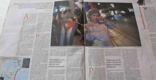 Cuba Parool blurred
