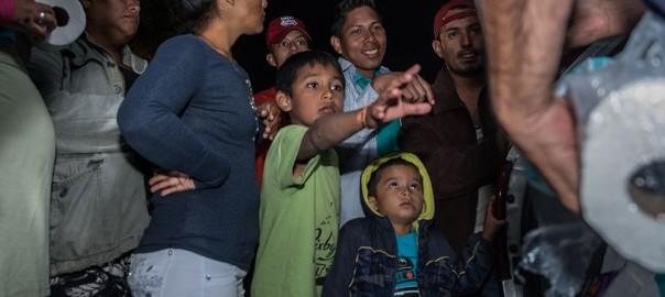 Tijuana caravan