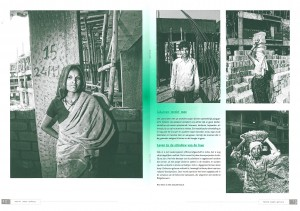 IndiaNu fotoreportage Hoogwerken in India pg 12-13